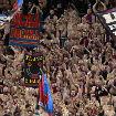 ŽESTOK SUKOB NA ŽELEZNIČKOJ STANICI: Napadnuti navijači CSKA! Svi Rusi završili iza rešetaka