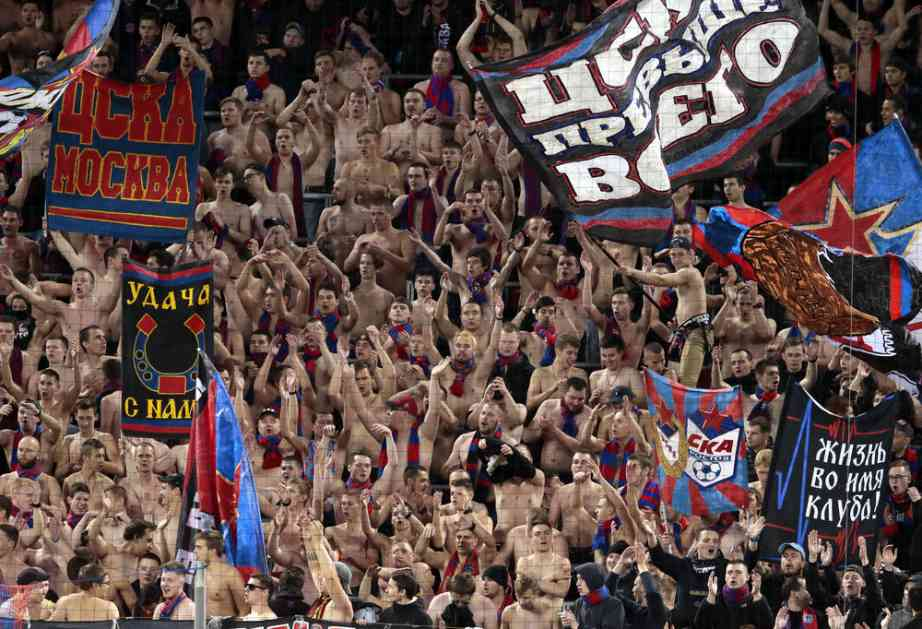 ŽESTOK SUKOB NA ŽELEZNIČKOJ STANICI: Romi napali navijače CSKA! Svi Rusi završili iza rešetaka