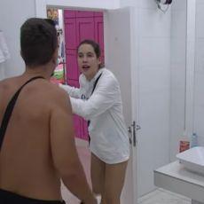 ŽESTOKA RASPRAVA! Mia uletela u toalet kod Stefana, pa NAPRAVILA HAOS! (VIDEO)