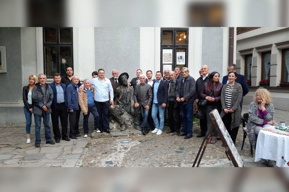 ŽITORAĐANI U SRCU BEOGRADA: Promocija antologije Miroljuba Vulića (VIDEO, FOTO)