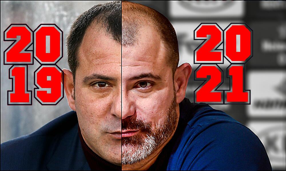 ŽIVOT DAO ZVEZDI: Dejan Stanković izgubio kosu, pustio bradu i osedeo za samo godinu i po dana na Marakani!