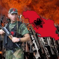 ZLOČINAČKI PLAN TERORISTA NA KOSOVU: Pronađeno skriveno oružje, Albanci spremali pokolj Srba!
