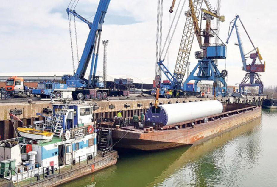 ZNAČAJAN USPEH JUGOSLOVENSKOG REČNOG BRODARSTVA: Brodovi prevezli robu od 300 miliona evra!