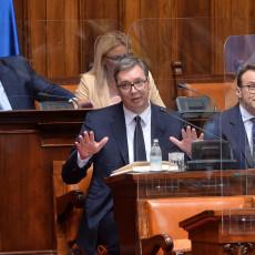 ZNAM DA ĆU BITI META NAPADA! Vučić brutalan u Skupštini - sasuo svima ISTINU U LICE (VIDEO)