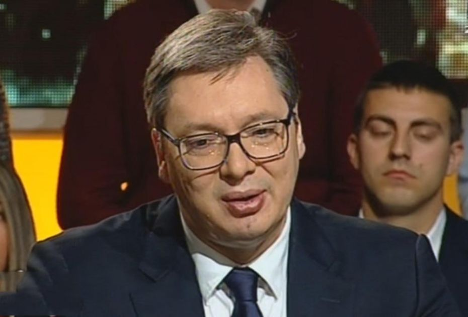 ZNAM ŠTA JE SERGEJ ŠOJGU REKAO O MENI: Vučić u Ćirilici otkrio DETALJ sastanka sa ruskim ministrom odbrane!