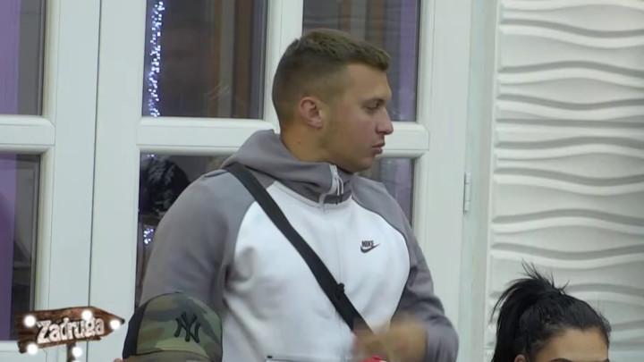 ZNAMO SE OD RANIJE... Stefana Karića pitali za ovu zadrugarku, on s knedlom u grlu progovorio o njoj i izneo detalje iz spoljnjeg sveta! (VIDEO)
