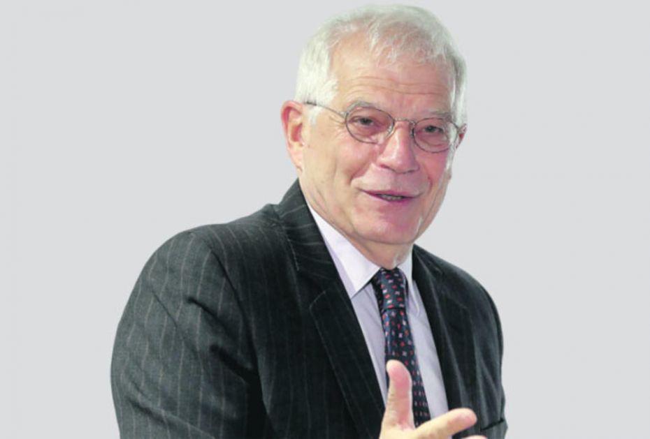 ŽOZEP BOREL: Ne nastupam kao španski ministar