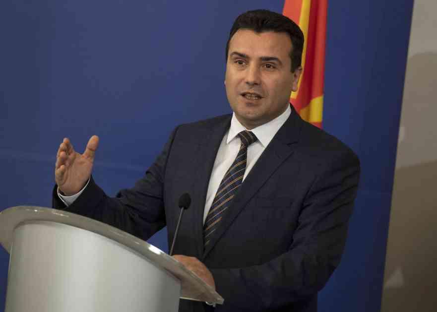 ZORAN ZAEV: Neću se kandidovati za predsednika Makedonije