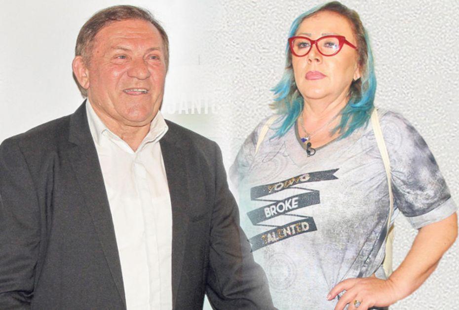 ZORICA MARKOVIĆ O TVRDNJAMA BOJANIĆA: Marinka Rokvića je finansirala i švalerka iz Amerike!