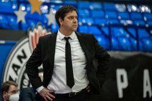 ZVANIČNO! Filipovski nije više trener Partizana, poznato ko ga menja na klupi crno-belih!