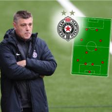 ZVANIČNO: Partizan ZAKAZAO prvi meč!