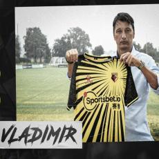 ZVANIČNO: Vladimir Ivić je novi trener Votforda, a ovo su njegove prve reči u Engleskoj!