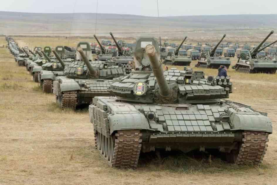 ZVER NEUNIŠTIVA I NEPOBEDIVA: Baltička flota dobila 30 tenkova T-72B! Pogledajte šta to čudo radi! (VIDEO)