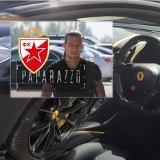 ZVER - SUPERBRZA ZVER: Pogledajte Prijovićev AUTO! A tek da vidite ŠTA još ima u voznom parku (FOTO)