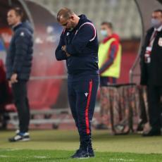 ZVEZDA BEZ STANKOVIĆA I PROTIV GENTA: Čeka se da UEFA preseče!