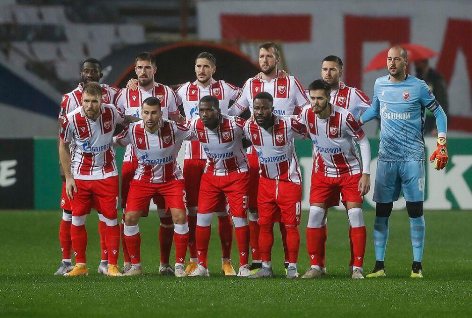 ZVEZDA UPALILA MOTORE: Crveno-beli počeli pripreme za novu sezonu