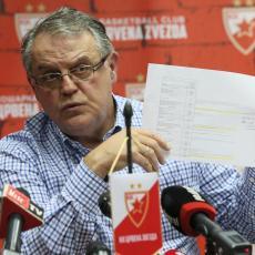 ZVEZDAŠE ĆE OVO ZANIMATI: Čović se OGLASIO o nastavku sezone u ABA ligi!