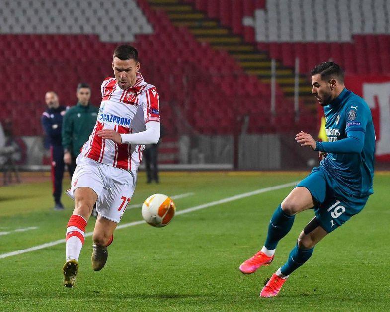 ZVEZDIN UNIVERZALAC ĆE MORATI DA PRIMI INJEKCIJU? Stanković nema drugo rešenje: Gobeljić će protiv Milana igrati pod BLOKADOM!