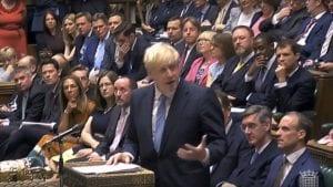 Za Borisa Džonsona ugovor o razlazu sa EU je neprihvatljiv