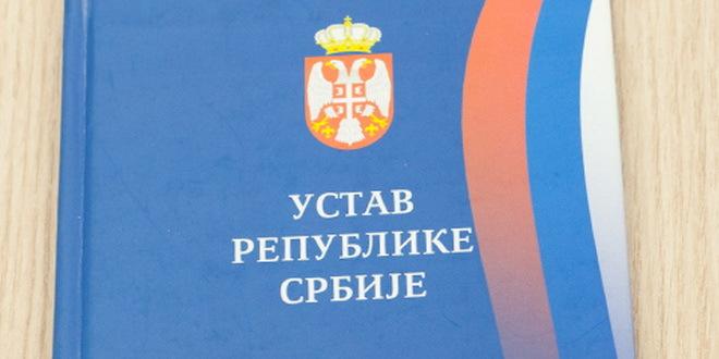Za Moravski koridor poseban zakon, Ustav dozvoljava