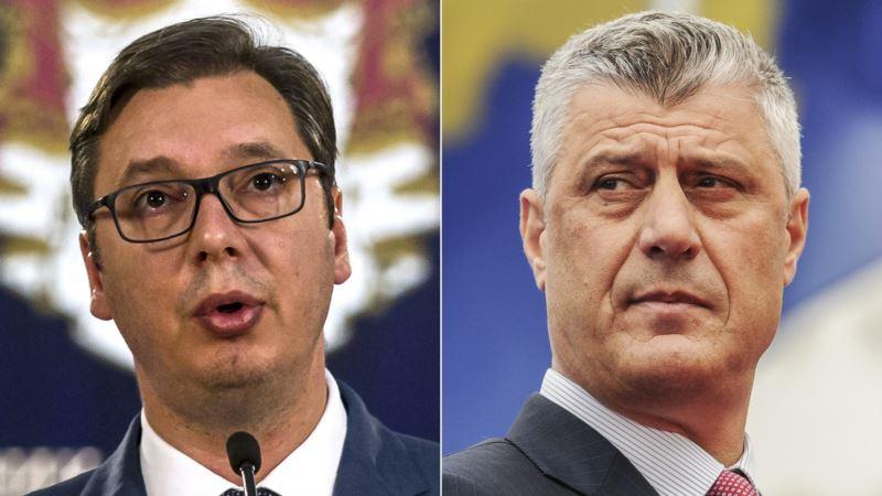 Za Vučića delimično ukidanje takse prevara, Tači traži da se ukine potpuno