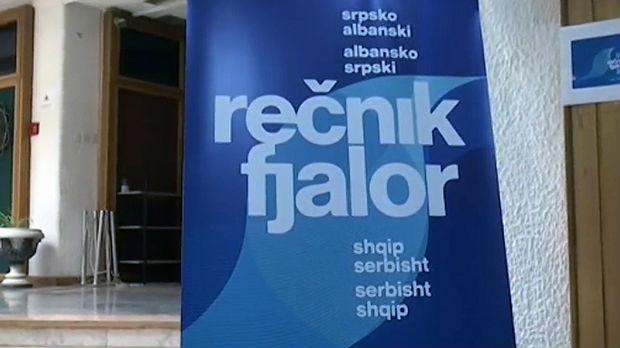 Za bolje razumevanje – prvi digitalni srpsko-albanski rečnik