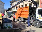 Za čistije Vranje: Komrad nabavio DVA SPECIJALNA VOZILA (FOTO)