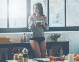 Za dobar početak dana: Salata od leblebija i peršuna