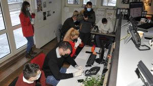 Za dva dana volonterima kol centara prijavilo se 2.630 starijih Beograđana za imunizaciju