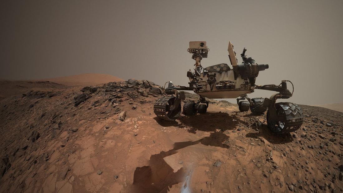 Za izgradnju prvog grada na Marsu potrebno 20 godina?