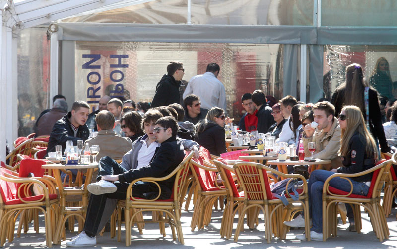 Za kafiće i restorane u Srpskoj kazne od 10.200 KM