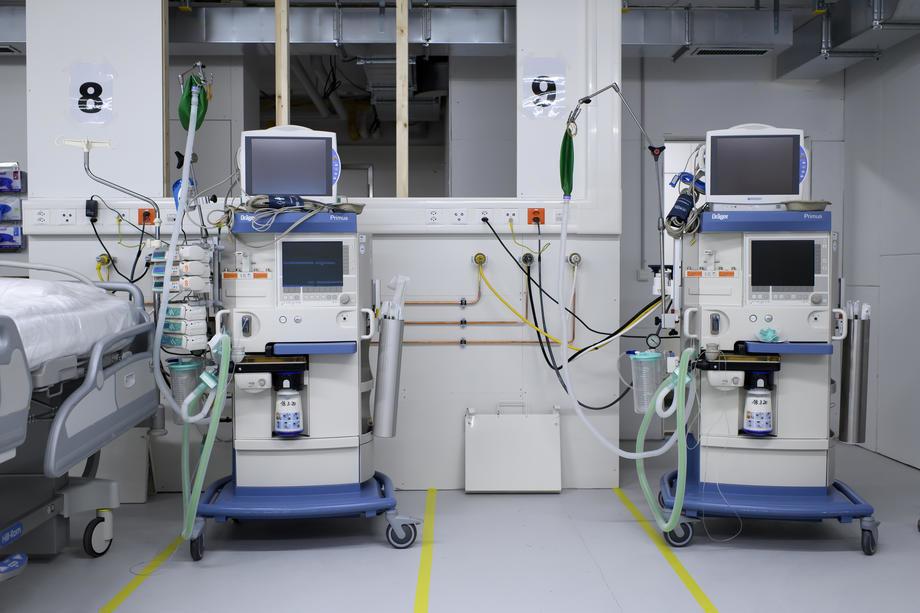 Za mesec dana biće proizveden prvi srpski respirator