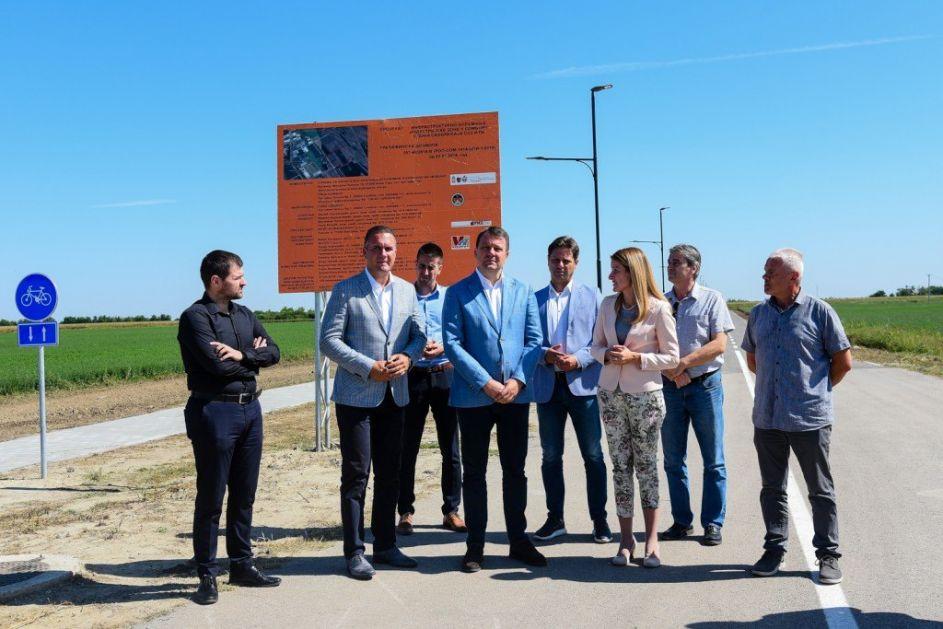 Za novu Industrijsku zonu u Somboru dva miliona evra