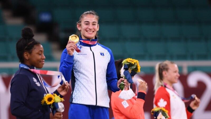 Za olimpijsko zlato Kosovo sportiste nagrađuje sa 100.000 evra