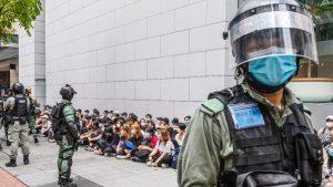 Za podsticanje otcepljenja i terorizam u Hong Kongu devet godina zatvora