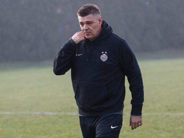 Za primer igračima – trenira i Savo Milošević VIDEO