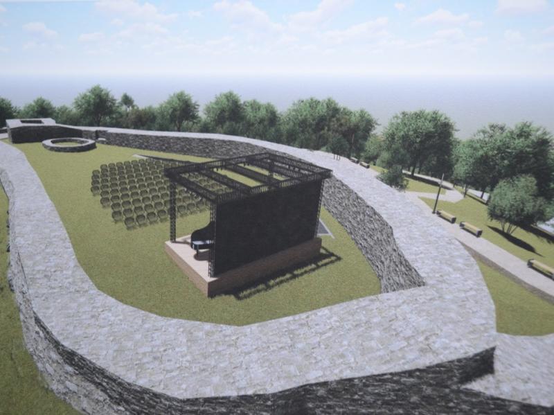 Za rasvetu i uređenje puta ka tvrđavi na Hisaru Prokuplje dobilo još 10 miliona dinara