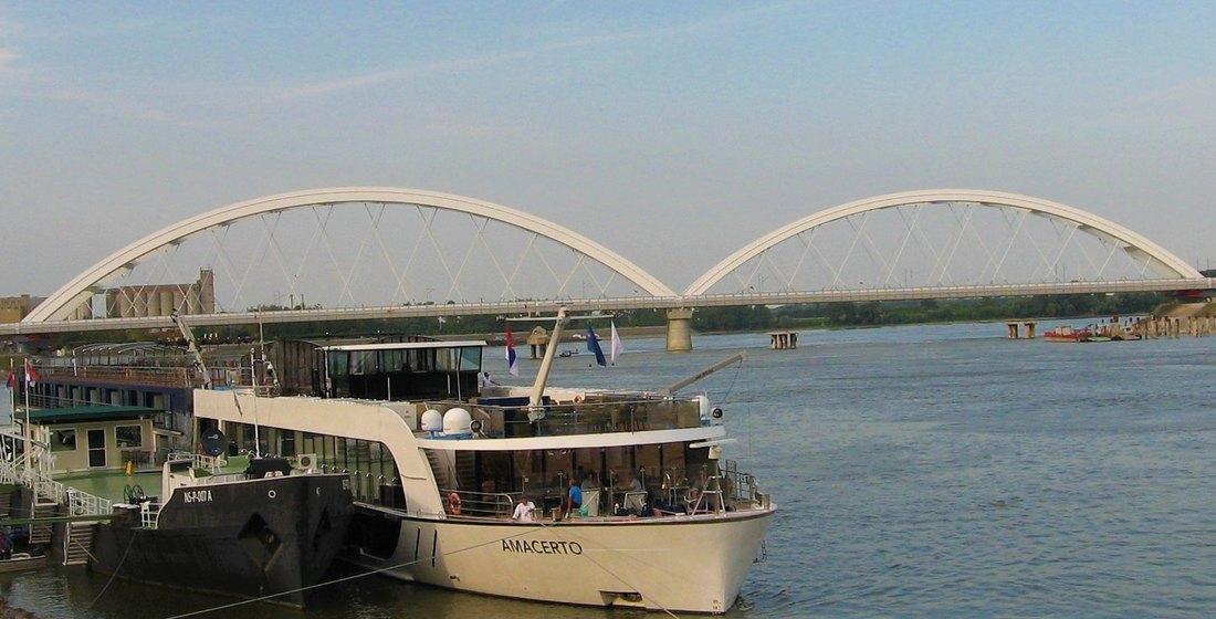Za trećinu više rečnih kruzera u Srbiji