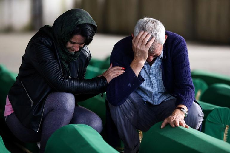 Za većinu Crnogoraca u Srebrenici se 1995. dogodio genocid