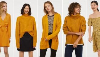 Za vedru jesen: Ključni žuti komadi s potpisom H&M-a!