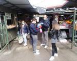 Za vikend počinju sa radom zelene pijace u Vranju