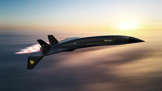 Zaboravite Supersonični pogon - Ovaj hiperzvučni avion leti iz Njujorka u London za sat vremena