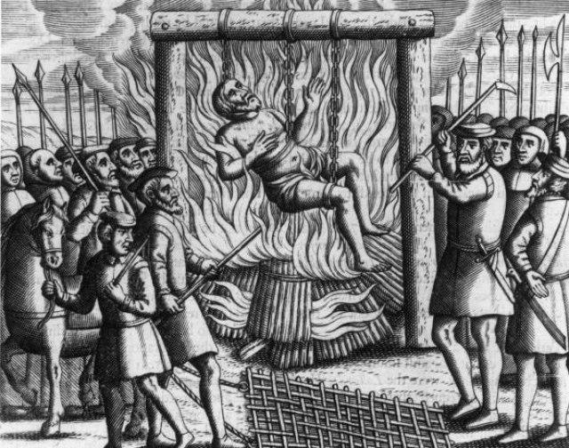 Zaboravljeni ljudi: Stefan Nemanja ih je spaljivao na lomači i odsecao im jezike