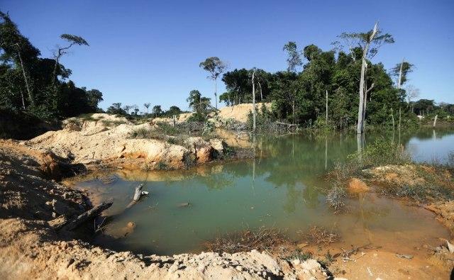 Zabrinjavajuće: Amazonska prašuma nestaje brzinom od tri fudbalska igrališta po minutu