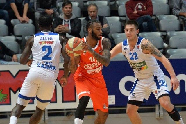 Zadar stotkom ponizio Cedevitu za prvu pobedu u ABA ligi