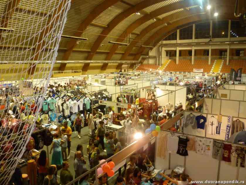 Zadnji dan novopazarskog vašara, prodavci zadovoljni prodajom proteklih dana