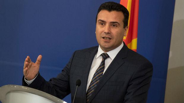 Zaev: Kako su naši prijatelji dozvolila bekstvo Gruevskog?