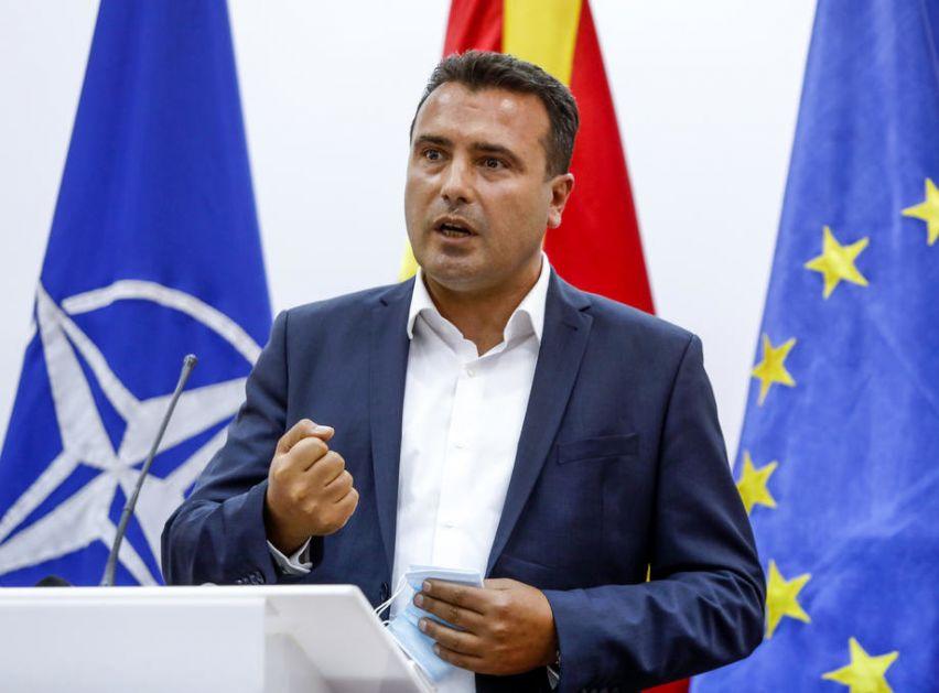 Zaev: Mešanje Bugarske nedopustivo