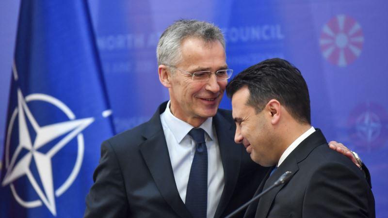 Zaev: Odlaganje pregovora s EU ne utiče na članstvo u NATO