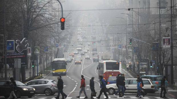 Zagađenost vazduha sve veća, a Zavod u Beogradu kaže da je kvalitet prihvatljiv